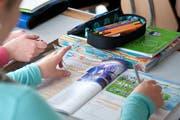 In der Sekundarschule sollen die Niveauklassen A, B und C aufgehoben werden. (Symbolbild LZ)