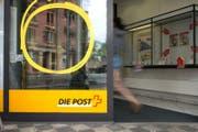 In Emmenbrücke wird die Post in den Bahnhofladen integriert (Bild: Nadia Schärli/LZ)