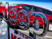 Von der Rückrufaktion betroffen: Jeeps von Chrysler. (Archiv) (Bild: Keystone)