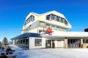 Steht nicht zum Verkauf: das Berghotel Trübsee. (Bild: PD/Mediaarchiv)
