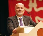 Der Nidwaldner Regierungsrat Ueli Amstad. (Bild: André A. Niederberger/Neue NZ)