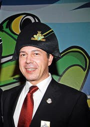 Roger Gehri, Präsident der Stadtluzerner Wey-Zunft. (Bild: Archiv Neue LZ)