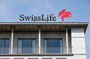Swiss Life ist einer von vielen Versicherungs-Konzernen in der Schweiz, die zukünftig vor Herausforderungen stehen könnten. (Bild: Keystone / Gaetan Bally)