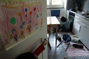 Die Fälle von häuslicher Gewalt haben in Nidwalden stark zugenommen (gestellte Szene). (Bild: Archiv Neue LZ)
