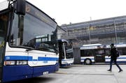 Eine Neuerung ist die Aushebung der Buslinie 32 in Baar. (Bild: Werner Schelbert / Neu ZZ)