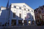 Das Luzerner Theater. (Bild Remo Nägeli/Neue LZ)