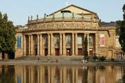 Die Staatsoper Stuttgart wurde 2016 als «Opernhaus des Jahres» ausgezeichnet. 2017 war sie für einen der International Opera Awards nominiert. (Bild: Stuttgart Marketing GmbH)