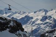 Dem Projekt «Schneeparadies» stehen noch einige Hürden im Weg. Die Titlisbahnen machen sich deswegen keine Sorgen. (Bild: Boris Bürgisser/Neue LZ)