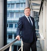 Verfechter der Überwachung: Donald Locher, Direktor der IV Luzern. (Bild: Philipp Schmidli (Luzern, 20. März 2018))
