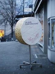 Albert Meier hat sein Kirschtortenrezept verkauft. (Bild: Stefan Kaiser)