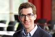 David Dorn (37) ist Professor für internationalen Handel und Arbeitsmarkt an der Universität Zürich. Er hat in seiner Forschungstätigkeit die Auswirkungen des technologischen Wandels auf die Arbeitsmärkte untersucht. (Bild: pd)