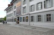 Das Naturmuseum am Kasernenplatz in Luzern. (Bild: Archiv Roger Zbinden / Neue LZ)