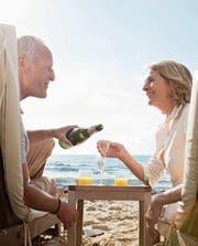 Ein älteres Paar in den Ferien auf der Insel Mallorca. (Bild: Getty)