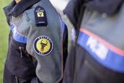 Symbolbild der Kantonspolizei Uri. (Bild: Alexandra Wey/ Keystone)