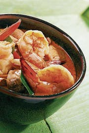 Sarfe Suppe: Tom Yam Kung. (Bild: enviromantic (E+))