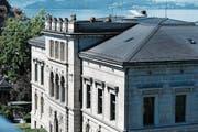 Dem Kantonsrat liegen für die morgige Sitzung im Regierungsgebäude 14 Vorstösse zum Überweisen vor. (Bild: Stefan Kaiser (26. Oktober 2016))