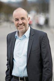 GLP-Präsident Roland Fischer (52) aus Udligenswil. (Bild: Pius Amrein)
