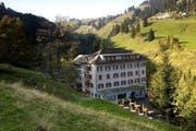 Das Familien-Hotel Klösterli auf der Rigi. (Bild: Archiv LZ)