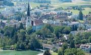 Die Gemeinde hat in der Rechnung 2016 ein Plus von rund 7 Millionen Franken erzielt. (Bild: Stefan Kaiser (Cham, 1. Juli 2015))