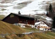 Ein Bergbauernhof auf der Haggenegg ob Schwyz. (Bild Laura Vercellone/Neue SZ)