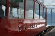Die Rigi Bahnen AG war im Jahr 2015 so erfolgreich wie nie zuvor. (Bild: Nadia Schärli / Neue LZ)