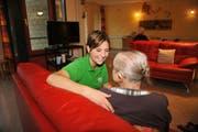 Das Alterswohnheim Bodenmatt in Entlebuch ist beispielsweise für sein Palliative Care Konzept ausgezeichnet worden. (Bild: Corinne Glanzmann/Neue LZ)