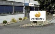 Die Firma Credimex in Sarnen. Bild pd.