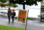Rössliwiese in Zug. (Bild Martin Heimann/Neue ZZ)