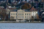 Das Regierungsgebäude in Zug. (Bild: Stefan Kaiser / Neue ZZ)