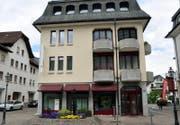 Das Gemeindehaus von Stans. (Bild: Oliver Mattmann (Stans, 1. Mai 2014))