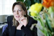 Justizdirektorin Heidi Z'graggen. (Bild Philipp Schmidli/Neue LZ)