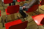 Die Plätze blieben leer. (Symbolbild) (Bild: Archiv / Neue ZZ)