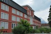 Im Kollegium St. Fidelis wird neu in Fachzimmer unterrichtet. (Archivbild Matthias Piazza)