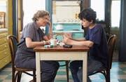 Mutter Dorothea (Annette Bening) hat den Zugang zu Sohn Jamie (Lucas Jade Zumann) verloren. (Bild: Impuls Pictures)