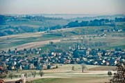 In Grosswangen (im Bild) hat das Volk die Erstellung einer Geotopschutzzone abgelehnt. (Bild Boris Bürgisser)