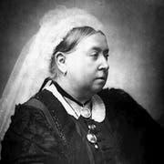 Ein undatiertes Porträt von Königin Victoria (1819-1901). (Bild: AP.)