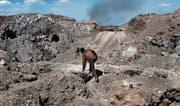 Kobalt ist in jedem Elektrogerät, der Abbau des Rohstoffs aber gefährlich und ungesund. (Bild: The Washington Post/Getty (Kawama, 8. Juni 2016))