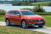 Der VW Passat Alltrack ist ein Auto, dessen technische Eigenschaften halten, was das Design verspricht. (Bild: PD)