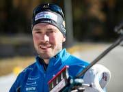 Ivan Joller will sein Fachwissen weitergeben (Bild: KEYSTONE/GIAN EHRENZELLER)