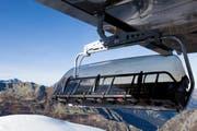 Die Bauarbeiten für die Sechser-Sesselbahn auf der Gurschenalp sind abgeschlossen. (Bild PD)
