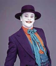 ..der geniale Bösewicht Joker in «Batman».. (Bild: Keystone/PD)