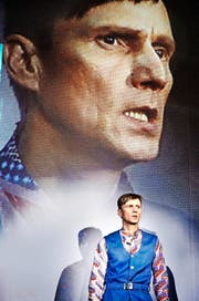 Stockmann (Markus Scheumann) kämpft gegen postmoderne Unverbindlichkeit. (Bild: PD/Tanja Dorendorf)