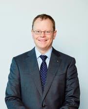 Andreas Janett, neuer CFO und Leiter Departement Finanzen und Risiko. (Bild: PD)