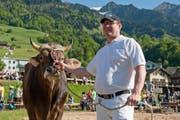 Festsieger Andi Imhof aus Attinghausen. (Bild: Dominik Wunderli)