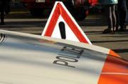 Beim Unfall in Sempach wurde eine Person schwer verletzt. (Symbolbild Adrian Venetz (Neue OZ) (Neue Nidwaldner Zeitung))