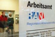 Die Zahl der Arbeitslosen in der Zentralschweiz ist erneut gestiegen. (Symbolbild: Keystone)