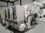 Die kompakte gasisolierte Schaltanlage mit klimafreundlichem Gas. (Bild: PD)
