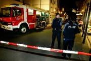 Die Feuerwehr Luzern wird neu per Pager alarmiert. (Archivbild Fabienne Arnet/Neue LZ)