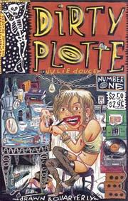 Schonungslose Selbstdarstellung in Julie Doucets Serie «Dirty Plotte». Bild: Fumetto