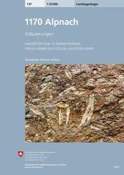 Cover der Karte Alpnach. (Bild: zvg)